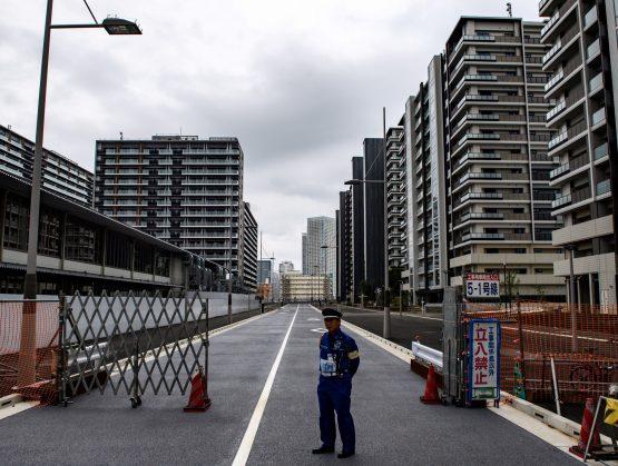 Villa de Atletas de Tokio 2020.