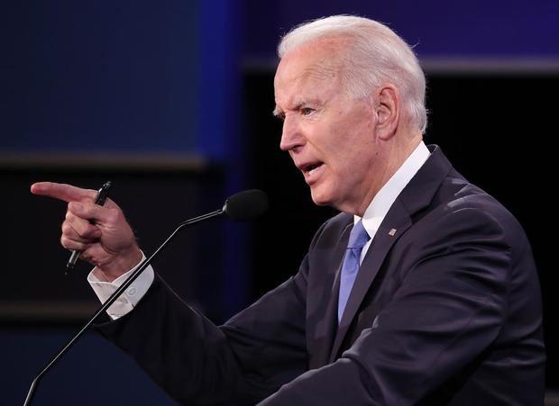 En la imagen, el presidente electo de EE.UU., Joe Biden.