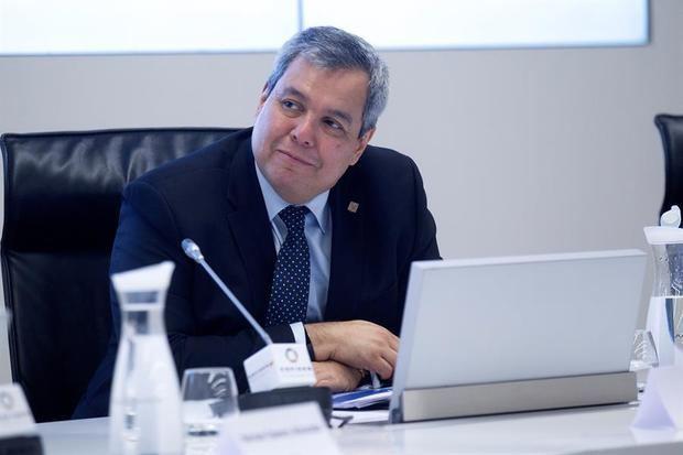 El presidente del Banco Centroamericano de Integración Económica (BCIE), Dante Mossi.