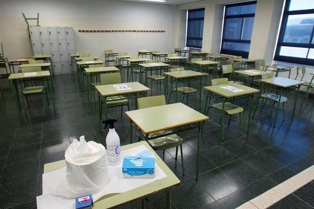OMS resalta que las escuelas no son el motor principal de transmisión de la Covid-19