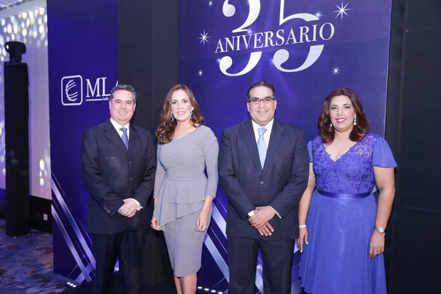 Firma Mejía Lora y Asociados celebra 35 aniversario