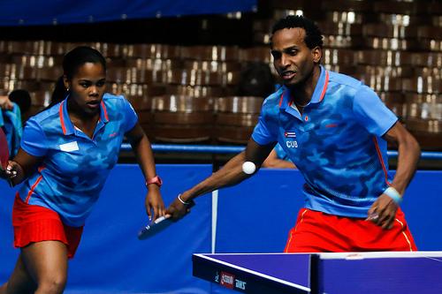 R Dominicana barre a Barbados y entra a cuartos de final en tenis juvenil