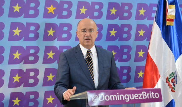 Domínguez Brito pide designar comisión electoral para organizar primarias PLD