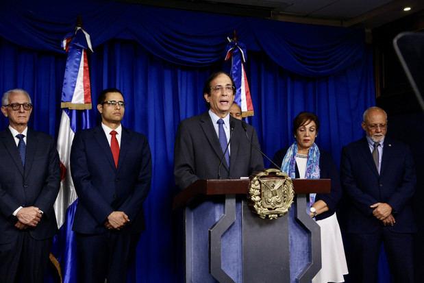 El presidente Danilo Medina promulga la ley de reforma a la Seguridad Social