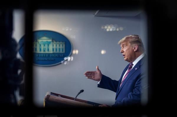 Trump insiste en la vía legal mientras su entorno empieza a asumir la derrota