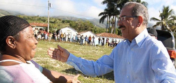 Presidente Medina se solidariza con las mujeres dominicanas, ante triste realidad de la violencia machista