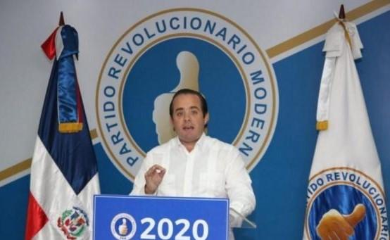 el Partido Revolucionario Moderno acudirán este lunes al Congreso Nacional a conocer la extensión del Estado de Emergencia solicitado por el presidente Danilo Medina.