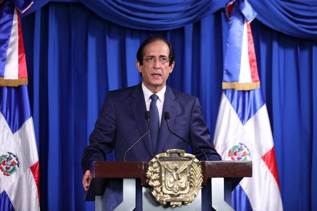 El anuncio fue hecho hoy por el ministro de la Presidencia, Gustavo Montalvo, en calidad de coordinador de la Comisión de Alto Nivel para la Prevención y el Control del Coronavirus.