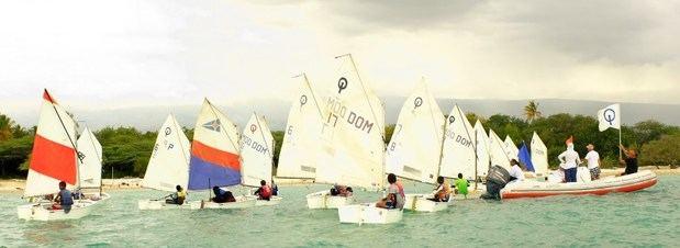 Federación Dominicana de Vela realiza curso para entrenadores