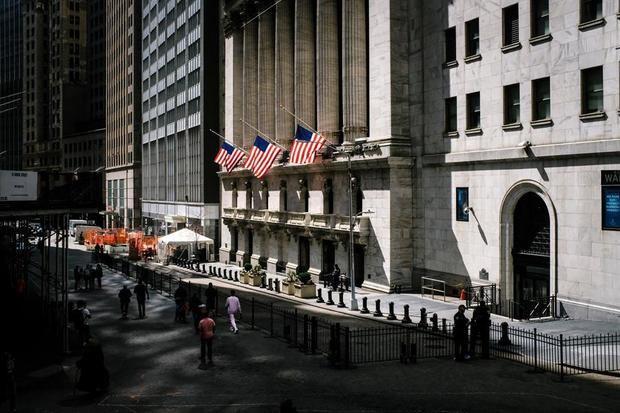 Wall Street se endereza y cierra la semana animado por la recuperación