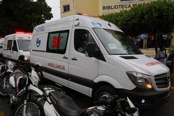 El 911 llega a Monseñor Nouel, Villa Altagracia y otros puntos de San Cristóbal