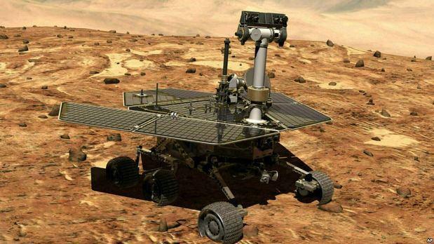 NASA confirma fin de la misión de la sonda Opportunity en Marte