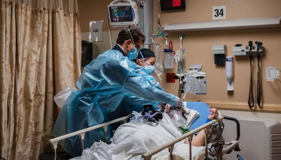 Dos hombres vacunados contra la covid-19 fallecieron en las últimas semanas