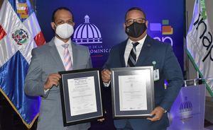 Ariel Espejo y Cristian Sánchez.