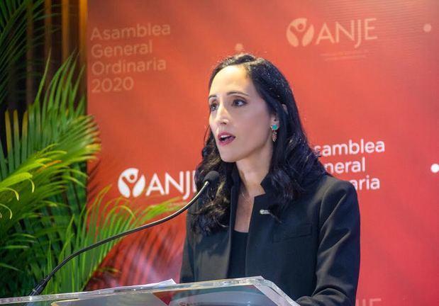 ANJE elige a Susana Martínez Nadal como su nueva presidenta