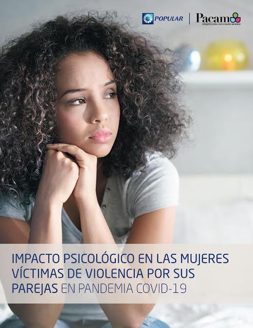 Banco Popular y PACAM presentan estudio sobre violencia contra la mujer durante COVID-19