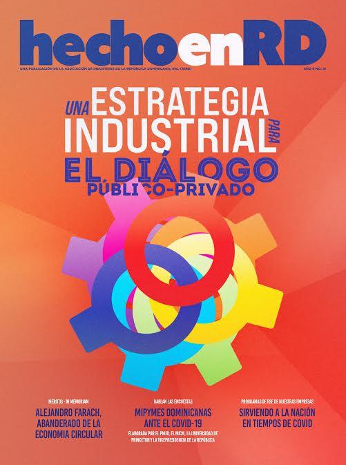 Afiche Estrategia Industrial.