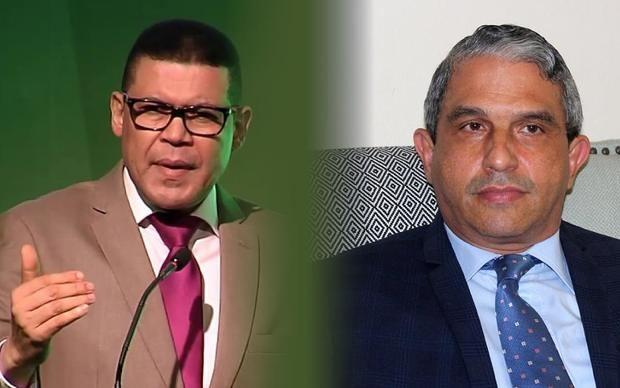 Ricardo Nieves y Manuel Ulises Bonnelly.