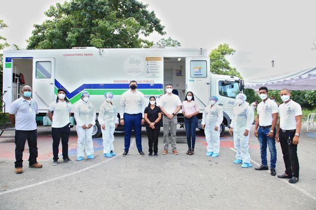Fundación Refidomsa inicia operativos de prevención de Covid -19