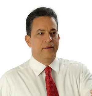 Candidato a diputado del Partido Revolucionario Dominicano (PRD) por la circunscripción No.1 del Distrito Nacional, Enrique Muñoz.