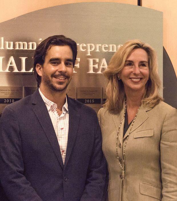 Dos emprendedores dominicanos entran al salón de la fama del Babson College