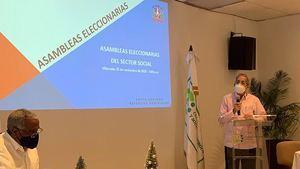 Señor Rafael Toribio, Presidente del Consejo Económico y Social.