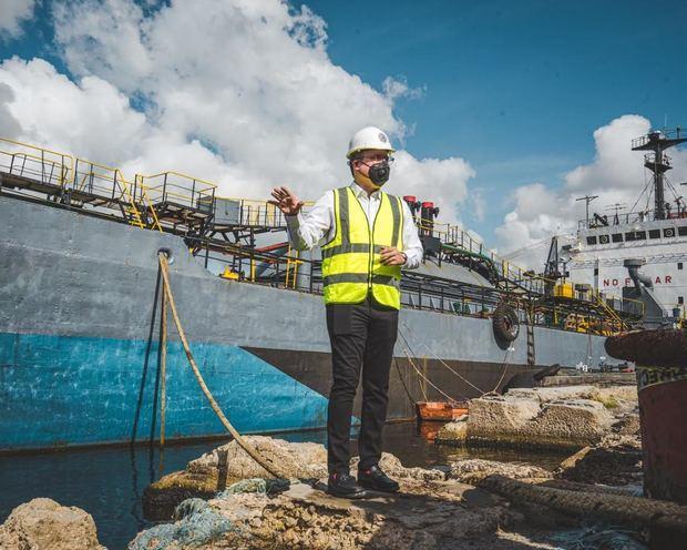 Director Ejecutivo de Portuaria promete transformación del sistema portuario, iniciará en San Pedro Macorís