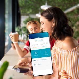 El servicio de Split Popular es un sustituto digital al uso de efectivo.