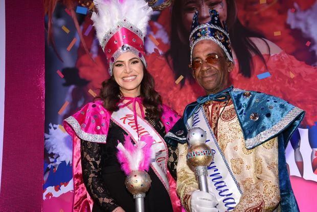 Pamela Sued y Chachón coronados los reyes del Carnaval 2020