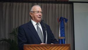 Arturo Pérez Gaviño, vicepresidente ejecutivo de Asociación Dominicana de Rehabilitación, ADR.