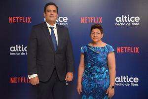 Danilo Ginebra y Sorbida Soto.