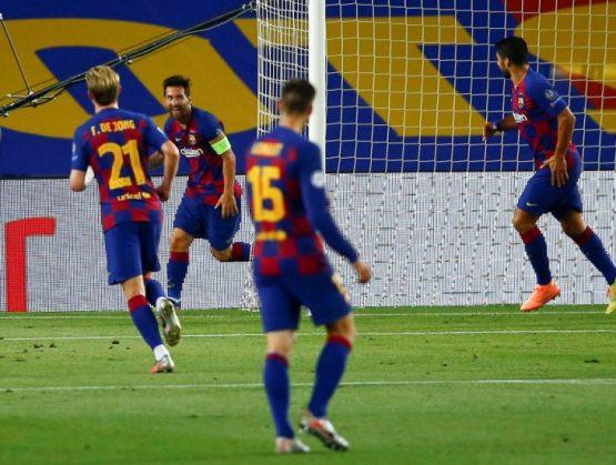 Barcelona y Bayern Múnich encarrila el pase a cuartos Champions.