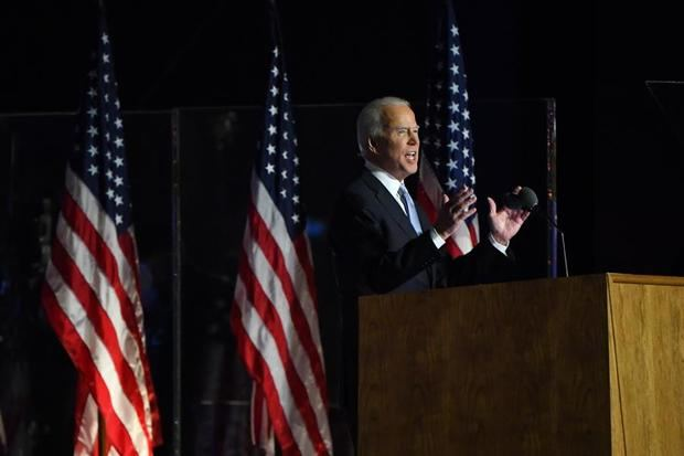 Biden se queja de