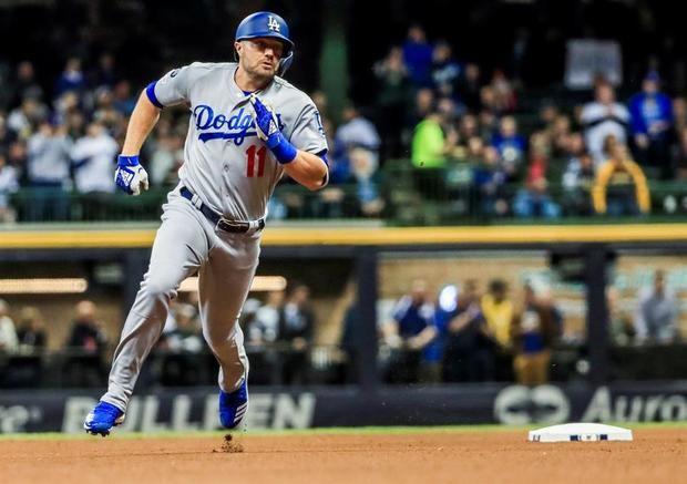 Los Dodgers, el primer equipo en pasar a la postemporada
