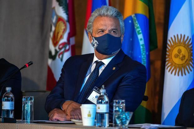 El presidente Moreno denuncia