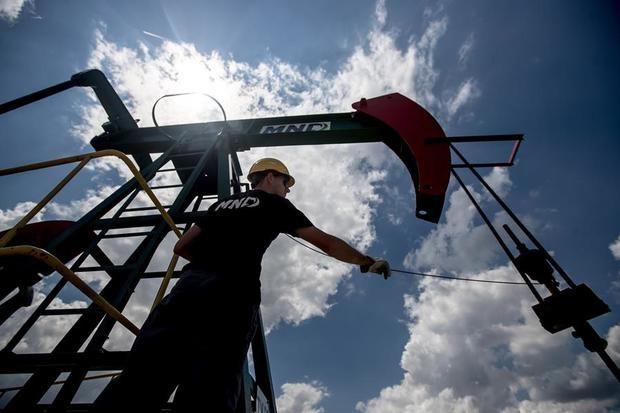 El petróleo Brent sube un 0,56 %, hasta 58,81 dólares