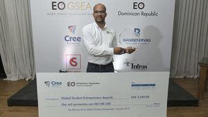 CREE Banreservas y EO República Dominicana premian el emprendimiento universitario