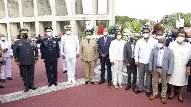 Ministerio de Defensa se une a los actos conmemorativos por el 176 aniversario de la Constitución de RD