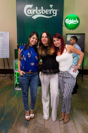 Anabel Santana, Lynn Betances, Laura Díaz.