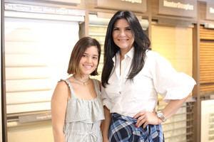 Jennifer Mera y María Eugenia Rubio.