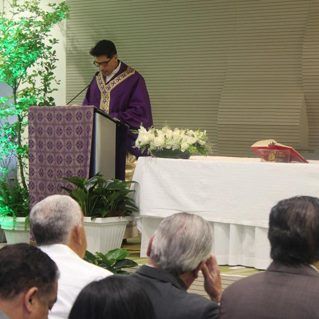 Reverendo Padre Israel Graviotto
