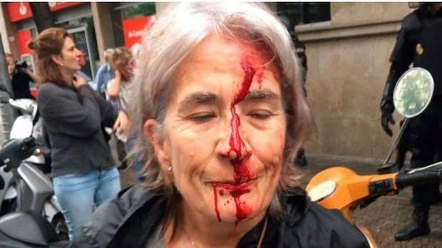 """La ONU pide una investigación """"independiente"""" sobre la violencia en Cataluña"""