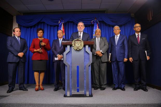 Danilo Medina encabeza primera sesión Consejo Nacional de la Magistratura