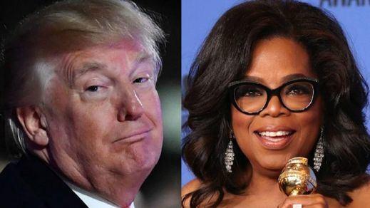 EEUU se prepara para una contienda electoral entre Trump y Oprah Winfrey, dos no-políticos