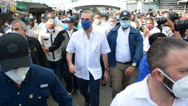 Presidente Abinader visitará este fin de semana las provincias Valverde, Santiago Rodríguez y Puerto Plata