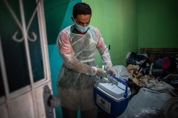 La OMS confirma que más de 93 millones de infecciones por coronavirus