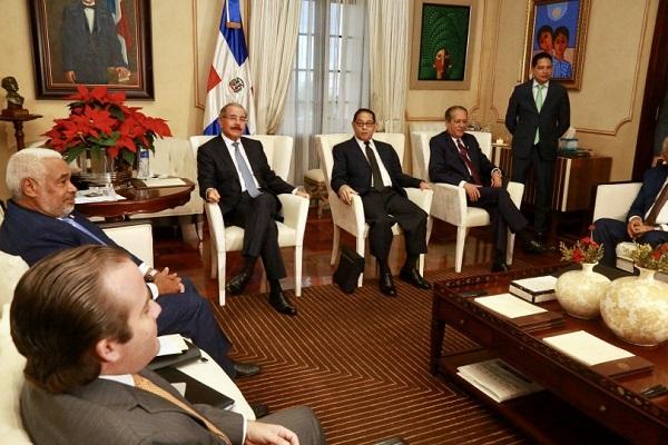 Presidente Danilo Medina encabeza tercera sesión Consejo Nacional Magistratura