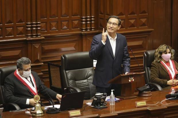 Perú retoma la normalidad política tras el fracaso de la destitución del presidente