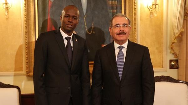 Presidente Medina conversa con el de Haití sobre situación tras seísmo
