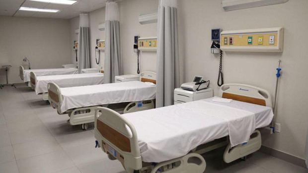 El país tiene más de 2,000 camas para eventuales afectados por el COVID-19.